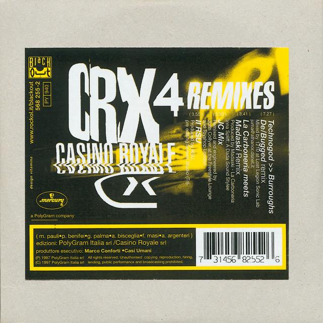 casino royal song