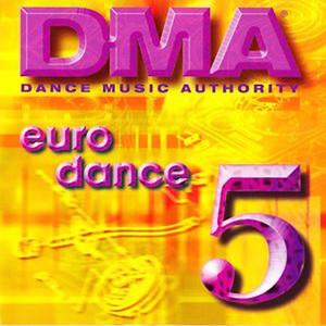Dma Euro Dance 5 Albumcover