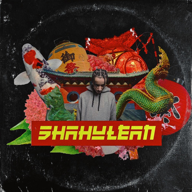 Album cover for Shahulean by Ohash