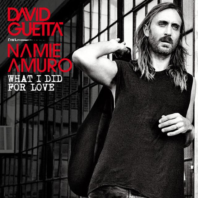Album guetta love one david