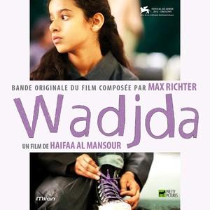 Wadjda (Haifaa Al Mansour's Original Motion Picture Soundtrack) Albumcover