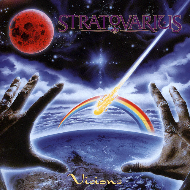 Visions By Stratovarius On Spotify