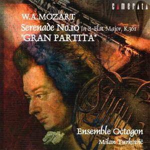 """Mozart: Serenade No.10 """"Gran partita"""" Albümü"""