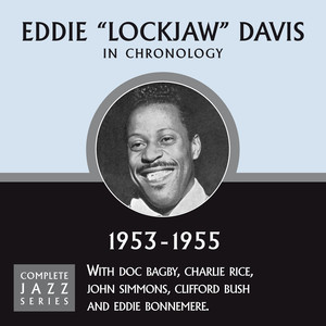 Complete Jazz Series 1953 - 1955 album