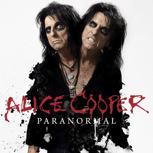 Skivomslag för Alice Cooper: Paranormal