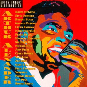 Adios Amigo: A Tribute To Arthur Alexander album