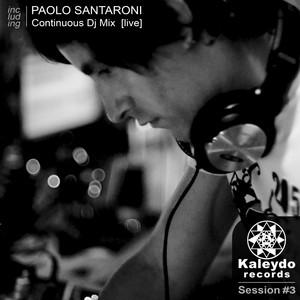 Kaleydo Records Session #3 Albumcover