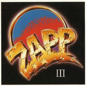Zapp III Albumcover