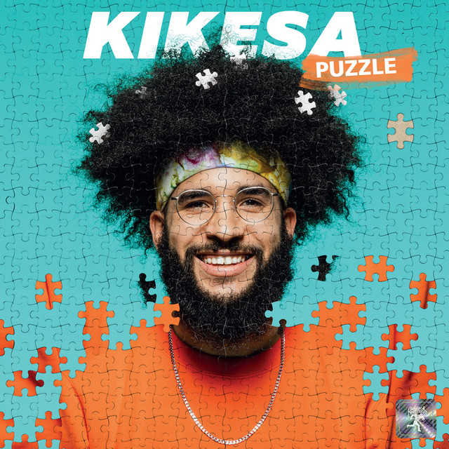 Album cover for PUZZLE by KIKESA