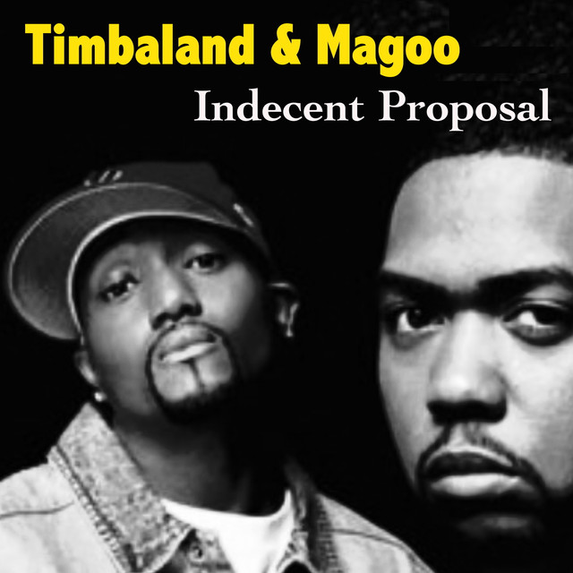 Indecent Proposal Albumcover
