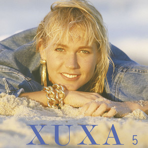 Xuxa 5 Albumcover