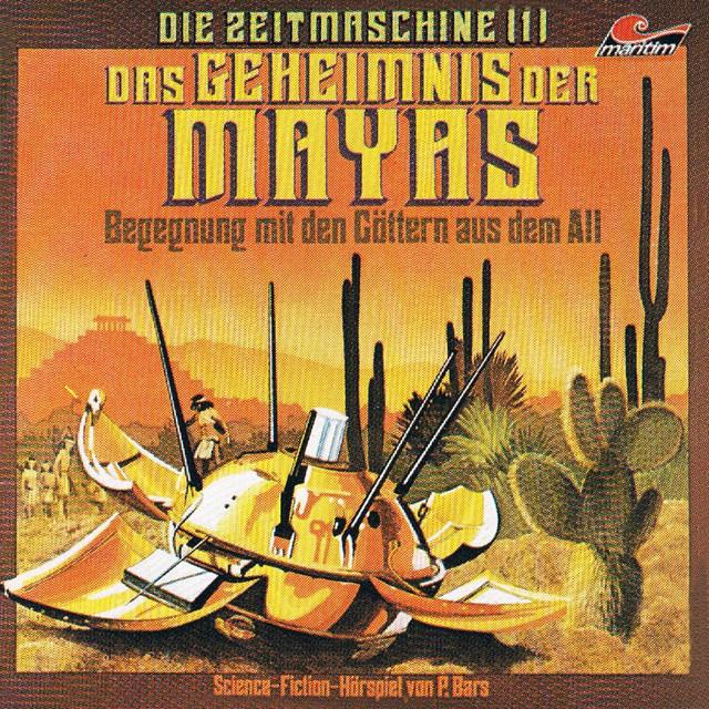 Folge 1: Das Geheimnis der Mayas Cover