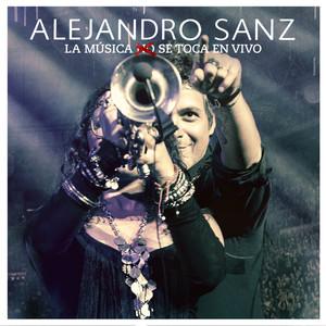 La Música No Se Toca En Vivo Albumcover