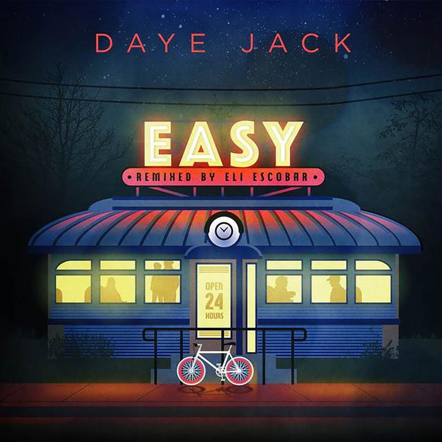Easy (Remixed by Eli Escobar)