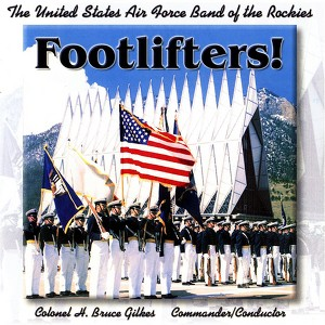 Footlifters! Albumcover