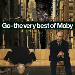 Go - The Very Best of Moby Albumcover