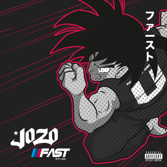 Album cover for Fast by Jozo