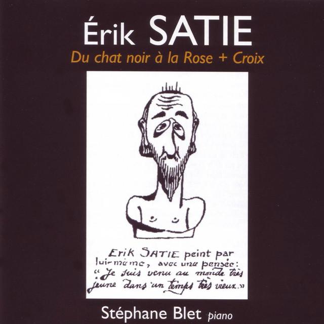 Satie: Du chat noir à la Rose+Croix Albumcover