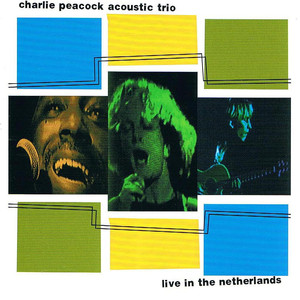 Charlie Peacock Acoustic Trio Live in the Neatherlands album