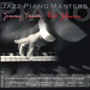 Jazz Piano Master: Jimmy Yancey & Pete Johnson album