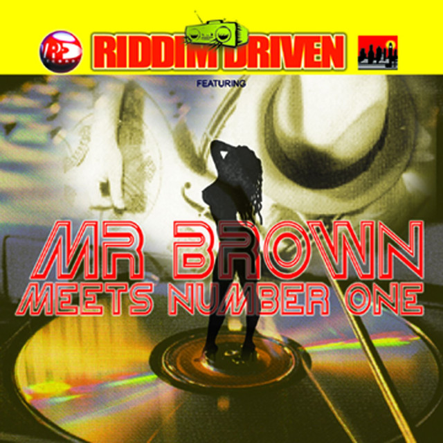 Various Artists Riddim Driven: Mr. Brown Meets Number 1 album cover