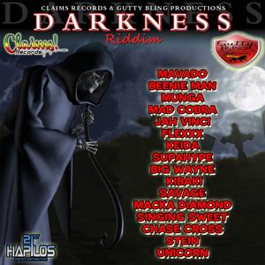 Darkness Riddim Albumcover