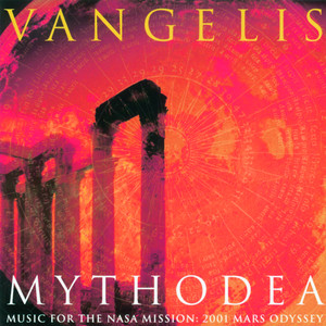 Mythodea - Music for the NASA Mission: 2001 Mars Odyssey album