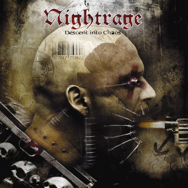 Nightrage - Descent Into Chaos