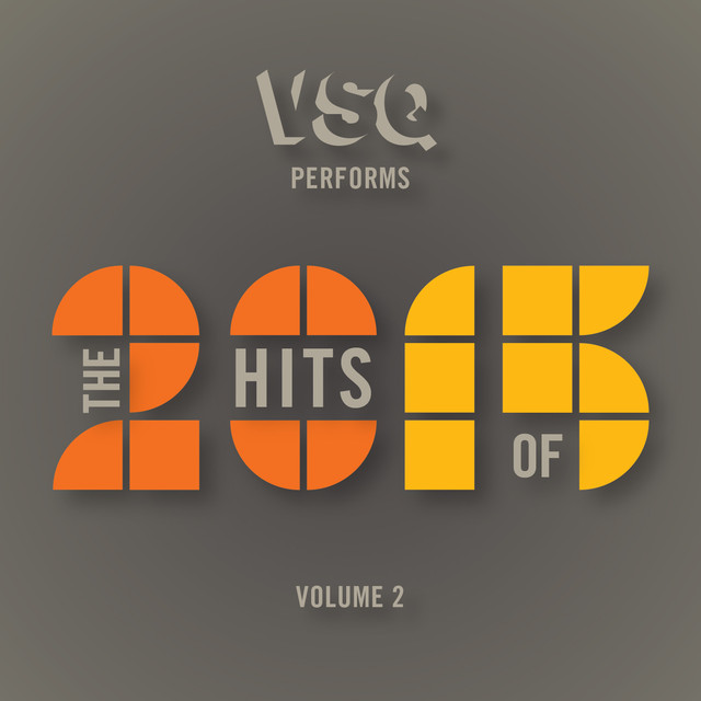 VSQ Performs the Hits of 2015 Vol. 2 Albumcover