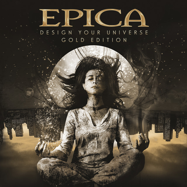 Album cover for Design Your Universe (Gold Edition) by Epica