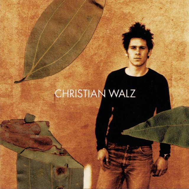 Skivomslag för Christian Walz: Christian Walz