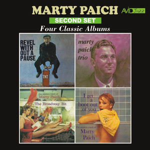 Four Classic Albums (Revel Without a Pause / Marty Paich Trio / The Broadway Bit / I Get a Boot out of You) [Remastered] album