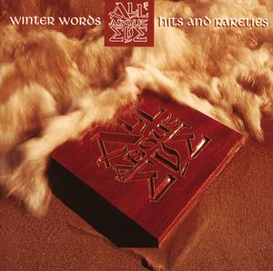 Winter Words: Hits and Rareties album