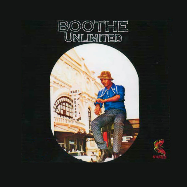 Ken Boothe Boothe Unlimited album cover
