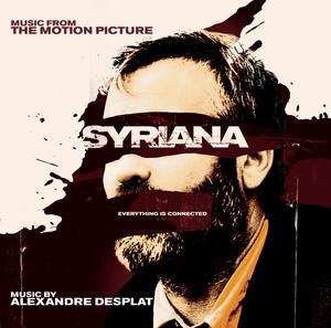 Syriana (Original Motion Picture Soundtrack) Albumcover