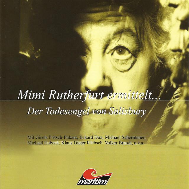 Mimi Rutherfurt ermittelt ..., Folge 1: Der Todesengel von Salisbury Cover