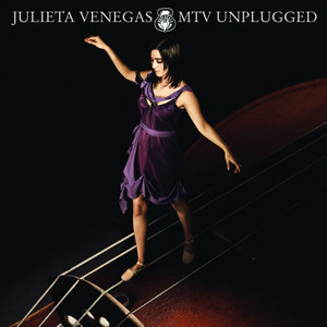 Julieta Venegas - MTV Unplugged Albumcover
