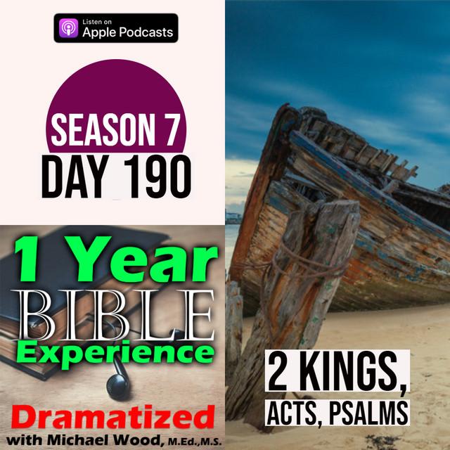 Audio Bible Day 190 | King Hezekiah of Judah battles the