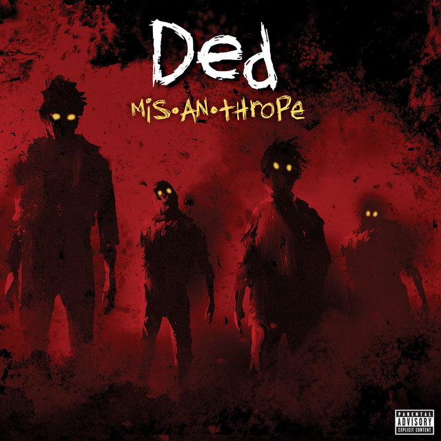 Album cover for Mis-An-Thrope by DED
