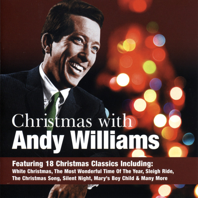 more by andy williams 40 christmas classics - Andy Williams White Christmas