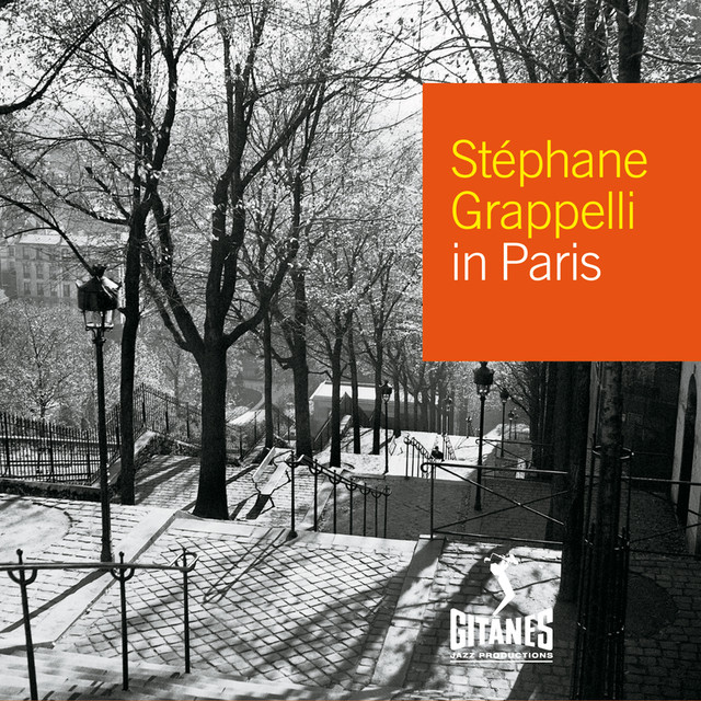 Stéphane Grappelli In Paris