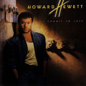 Howard Hewett Say Amen cover