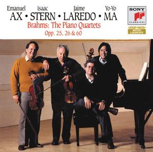 Brahms: Piano Quartets (Remastered) Albumcover