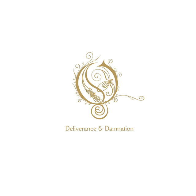 Album cover for Deliverance & Damnation by Opeth