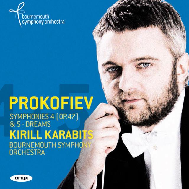 Prokofiev: Symphonies Nos. 4 & 5 Albumcover