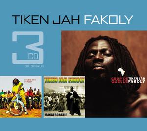 Tiken Jah Fakoly 3CD originaux - Tiken Jah Fakoly