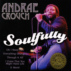 Andraé Crouch, Disciples Through It All cover