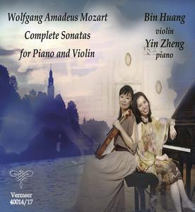 Mozart: Complete Sonatas for Piano & Violin Albümü