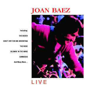 Joan Baez Here's to You cover