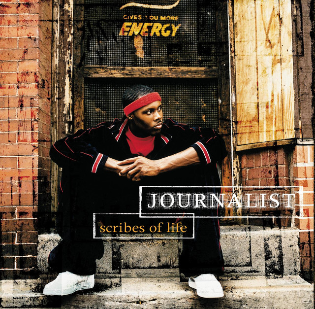 Journalist Scribes of Life album cover